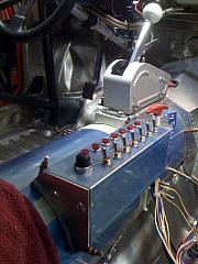 Custom switch panel